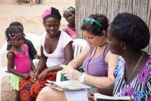 Visitas al terreno, Fundación Khanimambo