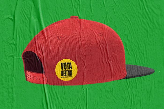 Vota Helton - Fundación Khanimambo