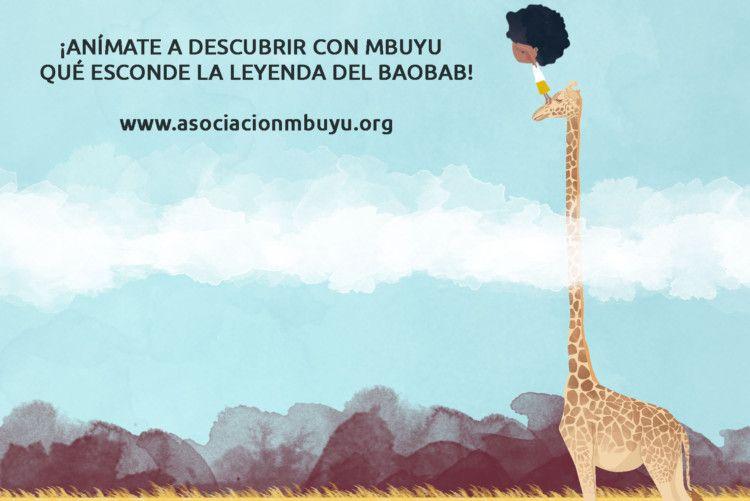 Mbuyu y el Baobab Africano