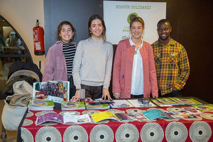 V Roscón Solidario de la Fundación Khanimambo