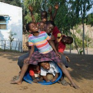 Niños de la Fundación Khanimambo - Mozambique
