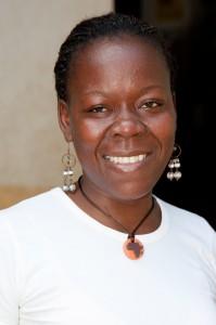 Profesora Ana de la Fundación Khanimambo