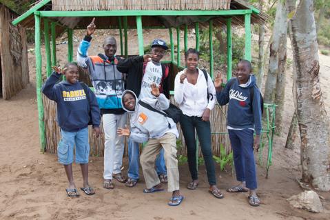 Campaña de ropa Fundación Khanimambo 2012