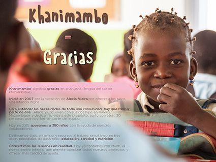 Fundación Khanimambo - Empresas