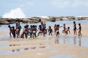 Educación en la Fundación Khanimambo - Proyecto Ungata