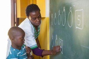 La Escolinha - Fundación Khanimambo