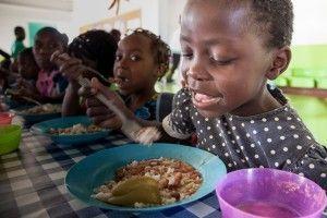 Nutrición - Fundación Khanimambo - Mozambique
