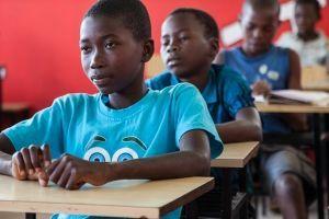 La Escolinha, Fundación Khanimambo