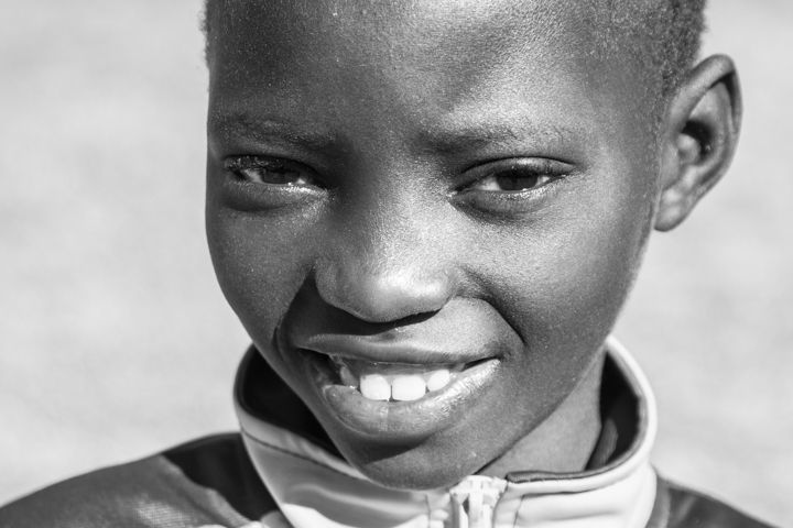Antonio Tavele de la Fundación Khanimambo