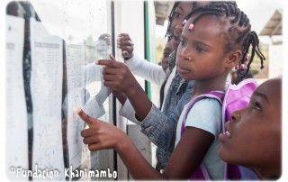 Listas 2016, Fundación Khanimambo