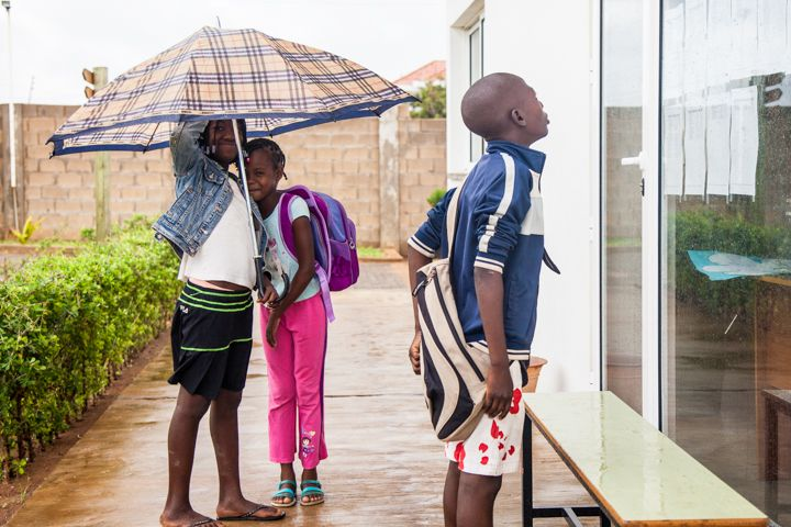 Fundación Khanimambo, inicio de curso