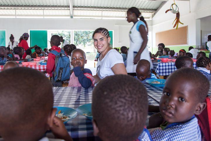 Georgina Ferrer, coordinadora del Programa de Salud de la Fundación Khanimambo