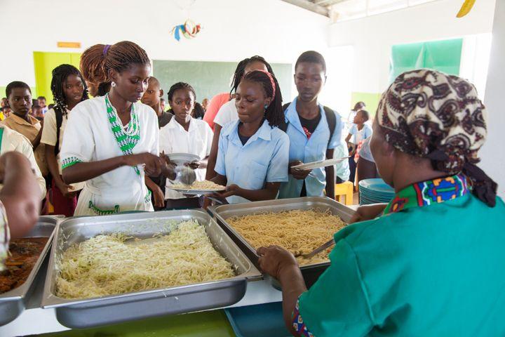 Centro Nutricional Fundación Khanimambo