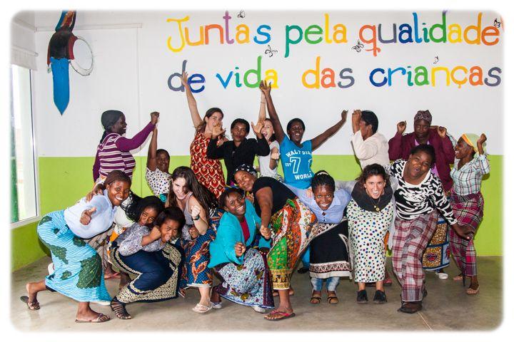 Dia de la mujer mozambiqueña, Fundación Khanimambo