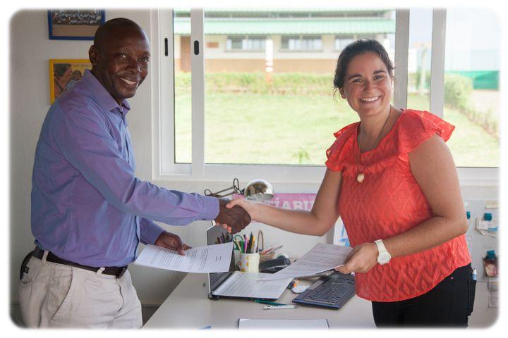 USTM y Fundación Khanimambo