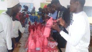 Fundación Khanimambo - Reciclaje de plástico