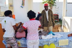Dia da Criança 2018 en la Fundación Khanimambo