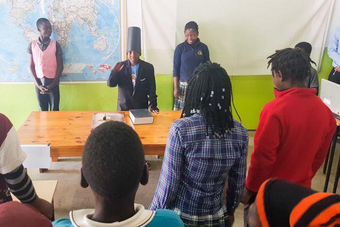 Miércoles de Cultura General en la Fundación Khanimambo