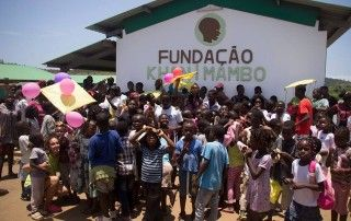 Curso de Verano 2017, Proyecto Ungata con Natuaventura y la Fundación Khanimambo en Mozambique