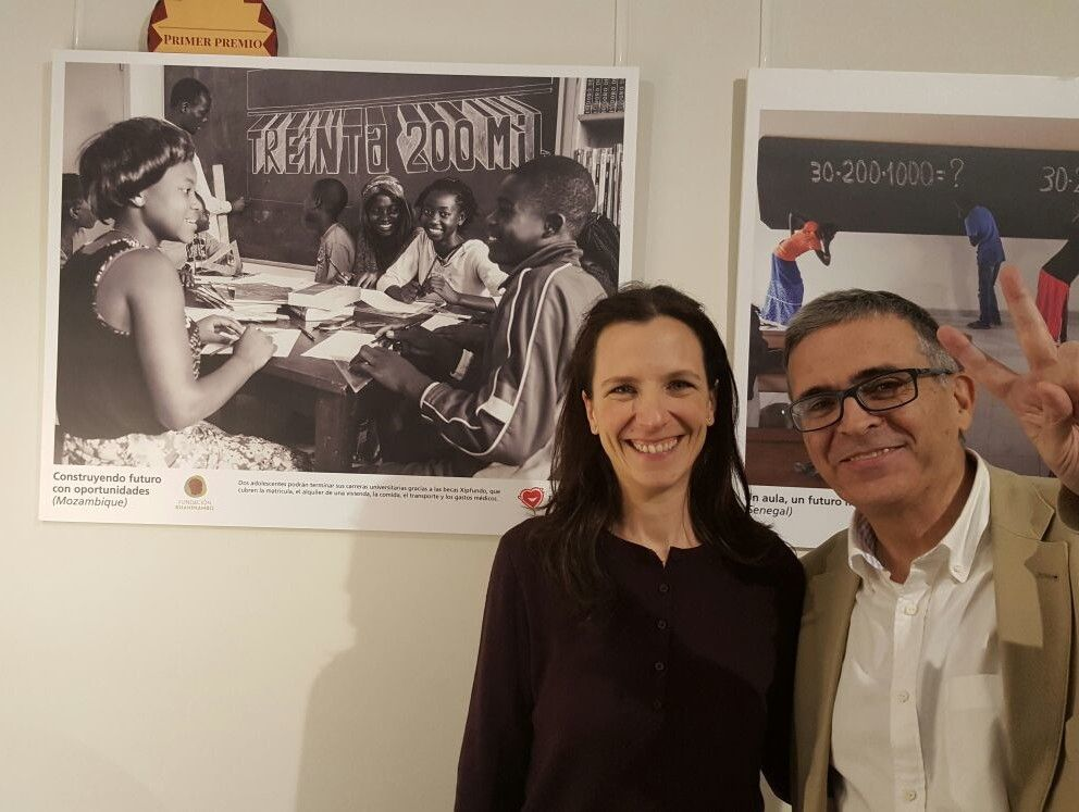 Foto ganadora del Concurso Treinta 200 Mil para la Fundación Khanimambo