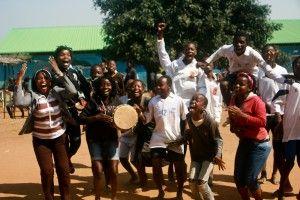 Curso de Invierno en la Fundación Khanimambo