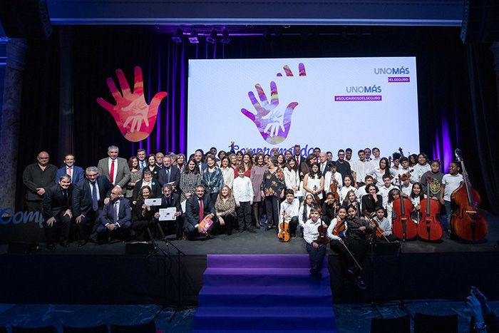 Premio al Centro Nutricional de la Fundanción Khanimambo