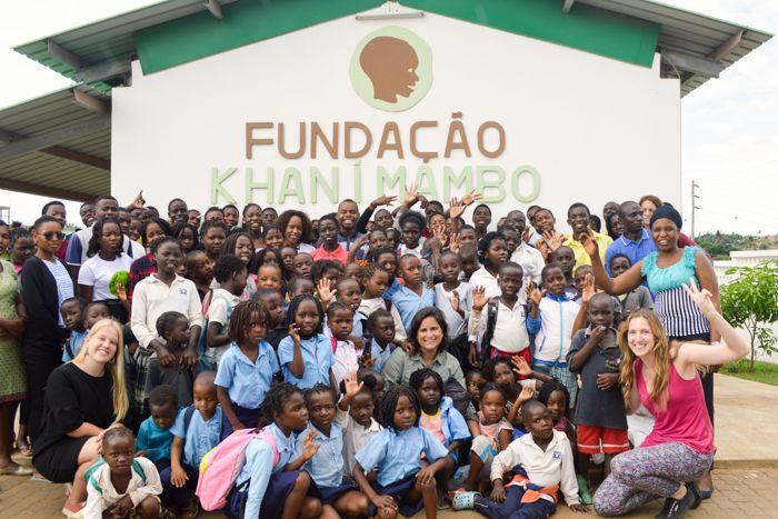 Voluntariado en el Centro Munti de la Fundación Khanimambo