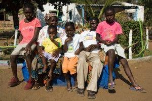 Blog - Fundación Khanimambo, Familia de Antonio Gemusse