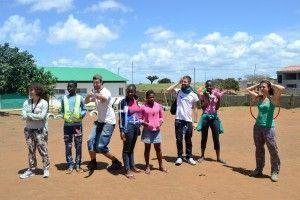 Curso de verano de la Fundación Khanimambo - Proyecto Ungata
