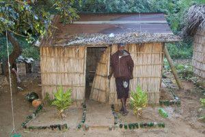 Ernesto, ahijado de la Fundación Khanimambo