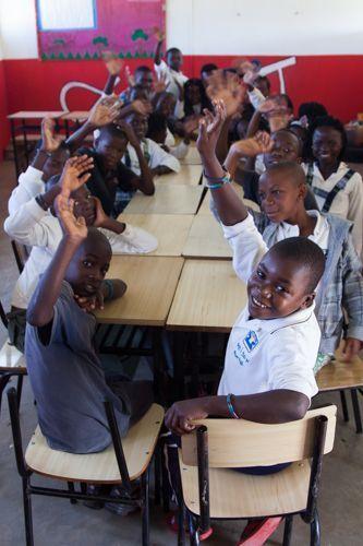 Programa de Educación de la Fundación Khanimambo