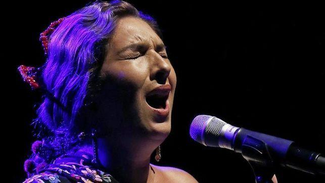 Estrella Morente canta para Khanimambo
