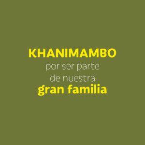 Guía de buenas prácticas eventos 2018 Khanimambo