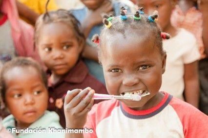 Blog de la Fundación Khanimambo - Apadrina su salud