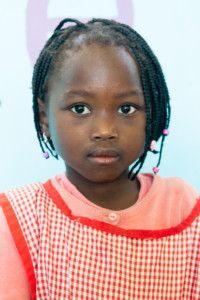 Chadia de la Fundación Khanimambo