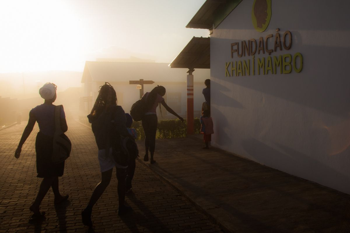 Centro Munti de la Fundación Khanimambo