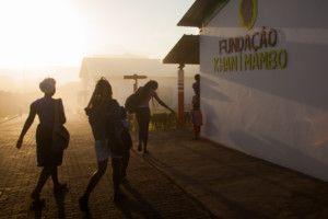 Amanecer en la Fundación Khanimambo