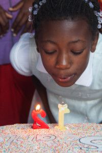 Feliz Cumpleaños Scarla