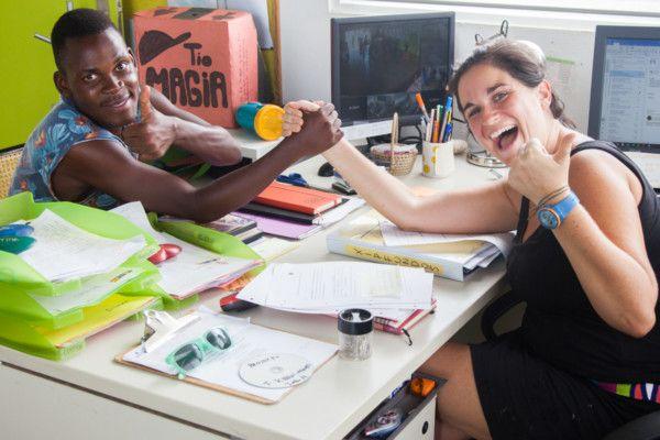 Proyecto Xipfundo, becas de estudio en Mozambique por la Fundación Khanimambo