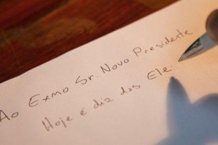 Blog de la Fundación Khanimambo - Excmo nuevo Presidente