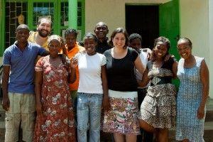 Blog - Fundación Khanimambo - Equipo de Khanimambo en Xai-Xai 2012