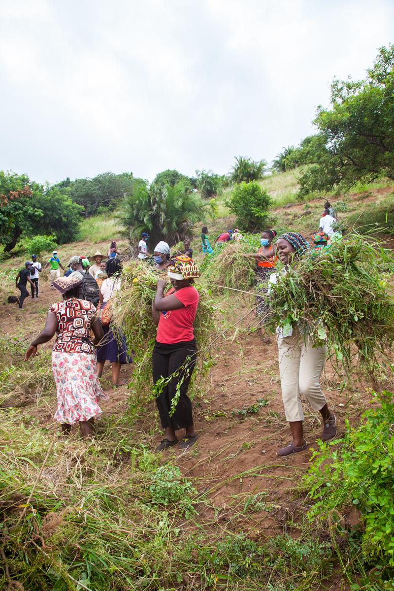 A comunidade de Khanimambo