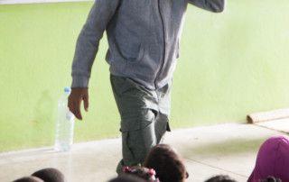 Magia en la Fundación Khanimambo