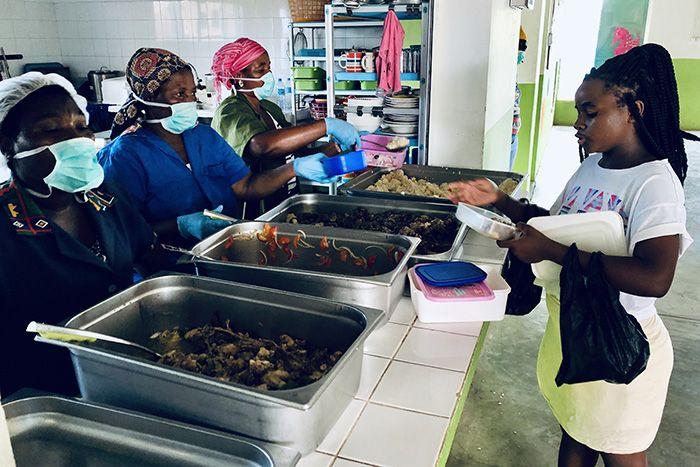 El coronavirus llega a Mozambique