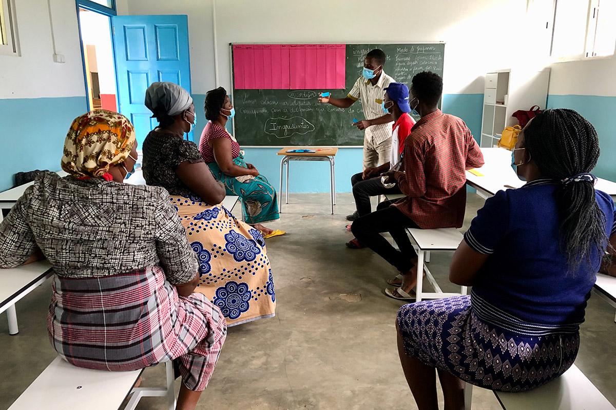 Proyecto Glosario de la Fundación Khanimambo