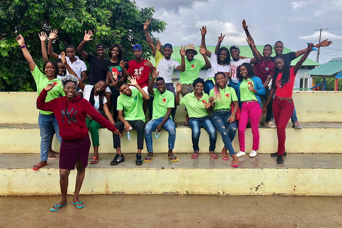 equipo joven de Khanimambo 2021