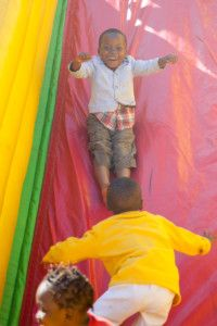Día del Niño en la Fundación Khanimambo