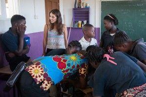 voluntariado en la Fundación Khanimambo