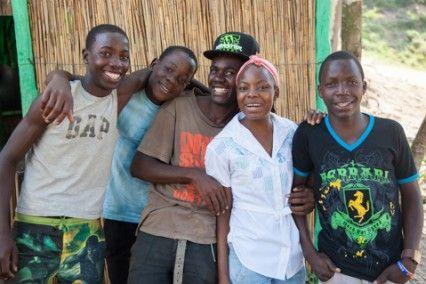Blog de la Fundación Khanimambo - Los niños crecen