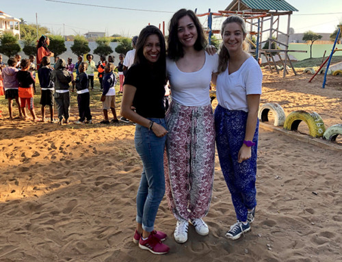 Itziar, Laura y Rita